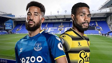 PL: Everton v Watford