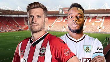 PL: Southampton v Burnley