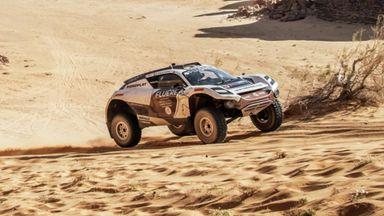 Extreme E Sardinia Race Qual 2