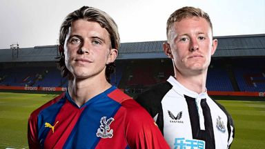 PL: Crystal Palace v Newcastle Utd