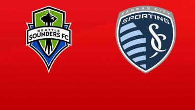 MLS: Seattle v Kansas City