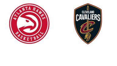 NBA: Atlanta @ Cleveland