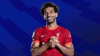 Salah on Man Utd v Liverpool