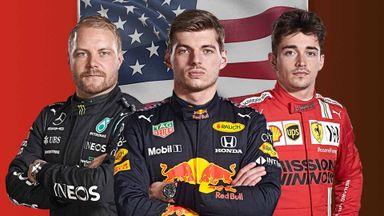 USA F1 GP: Practice 1