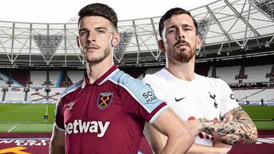 PL: West Ham v Tottenham