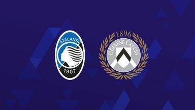 Serie A: Atalanta v Udinese