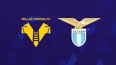Serie A: Verona v Lazio