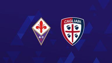 Serie A: Fiorentina v Cagliari