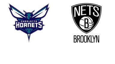 NBA: Charlotte @ Brooklyn