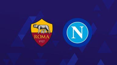 Serie A: Roma v Napoli