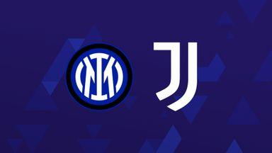 Serie A: Inter v Juventus