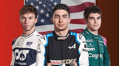 USA F1 GP: Chequered Flag 24.10