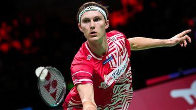 HSBC BWF World Tour: Denmark Open