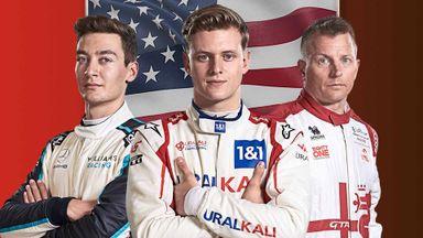 USA F1 GP: Grand Prix 24.10