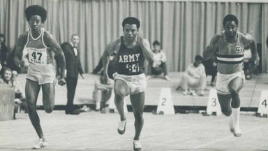 Mel Pender: 1968 Olympics