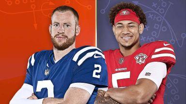 Colts @ 49ers Hlts