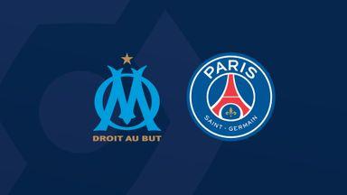 L1: Marseille v PSG