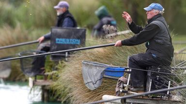 OTB Fishing 2021: Parkdean Masters