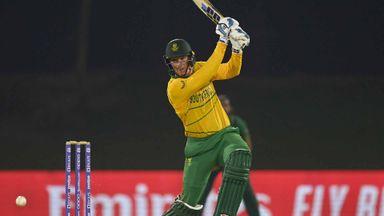 ICC Men's T20 World Cup: SA v WI H
