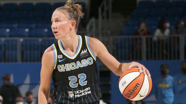 WNBA: Chicago @ Minnesota