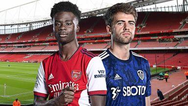 EFL Cup Hlts: Arsenal v Leeds