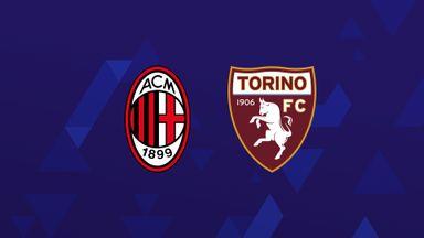Serie A: AC Milan v Torino