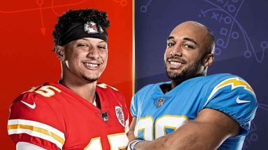 Chargers @ Chiefs Hlts