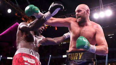 NF Boxing - Fury v Wilder 3