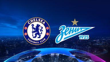 UCL: Chelsea v Zenit