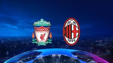 UCL: Liverpool v AC Milan
