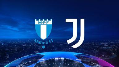 UCL: Malmo v Juventus