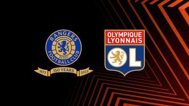 UEL: Rangers v Lyon