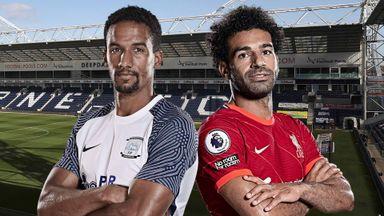 EFL Cup Hlts: Preston v Liverpool