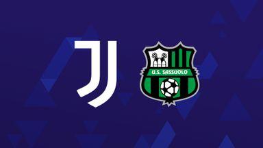 Serie A: Juventus v Sassuolo