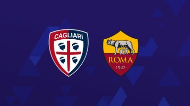 Serie A: Cagliari v Roma
