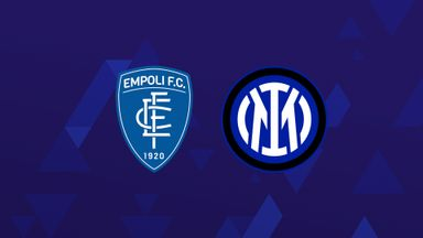 Serie A: Empoli v Inter