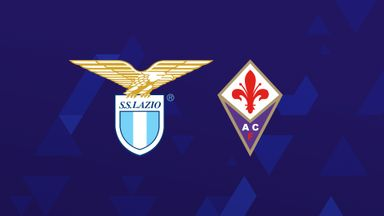 Serie A: Lazio v Fiorentina