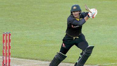 ICC Men's T20 WC: AUS v SL Hlts