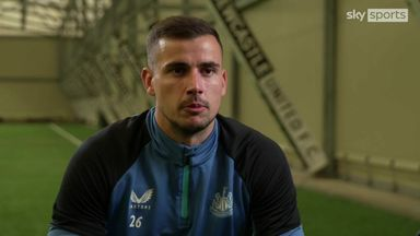 Darlow: Cavallo coming out is a step forward