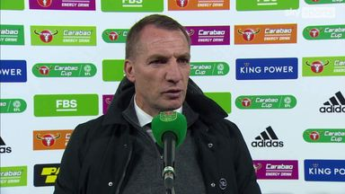 Rodgers: Barnes and Lookman did very well