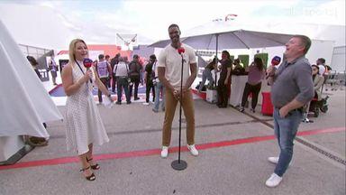 NBA legend Bosh backing Hamilton