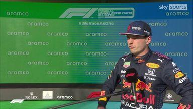 US GP qualifying: Top three