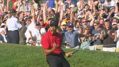 'The Tiger effect' in British golf