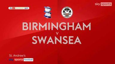 Birmingham 2-1 Swansea