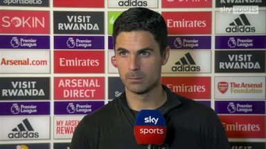Arteta: We didn't manage game well