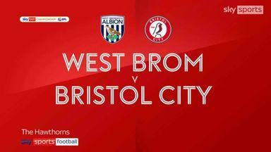 West Brom 3-0 Bristol City
