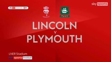 Lincoln 2-2 Plymouth