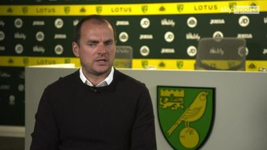Webber: Norwich critics are wrong