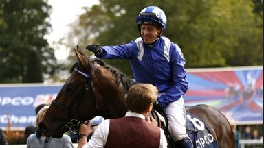 Crowley: A great buzz to ride Baaeed