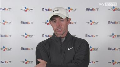 McIlroy surprised by Ryder Cup emotion